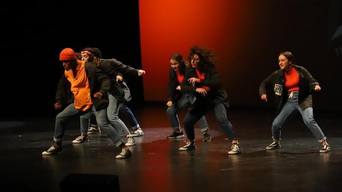 La Paeria i Dancescape estudien la continuïtat del concurs de dansa urbana