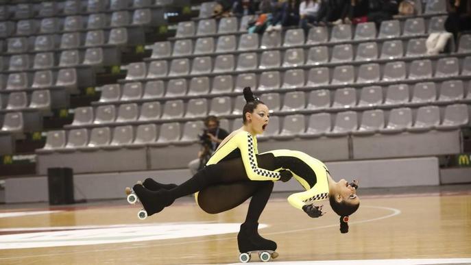 Olot supera Girona en Grups Grans