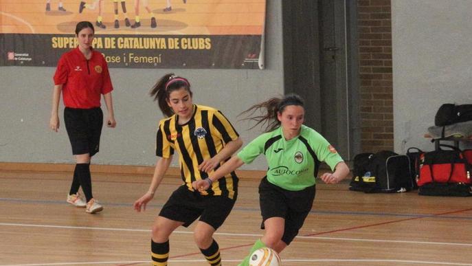Balaguer acull la Supercopa catalana