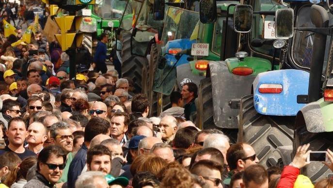 Ajuts per a 126 joves agricultors a Lleida