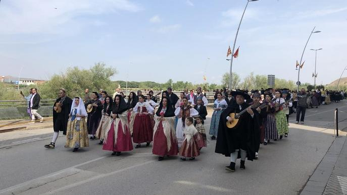 Fraga suspèn temporalment els actes del Dia de la Faldeta a l'abril
