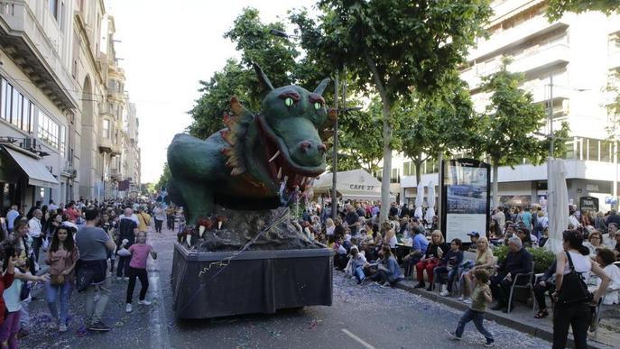 Lleida anul·la la festa major de maig
