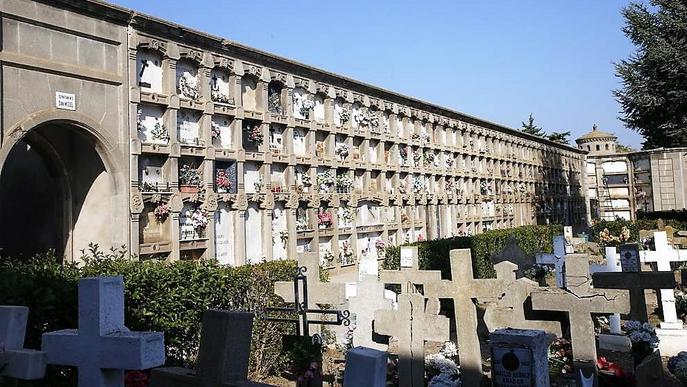 Cita prèvia per accedir al cementiri de Lleida per Tots Sants