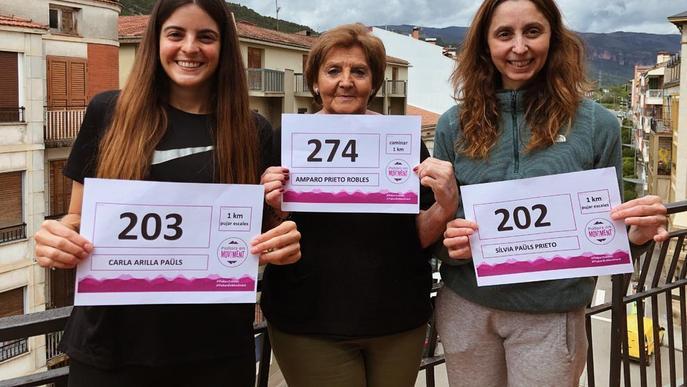 Pallars en Moviment recapta 7.000 euros per comprar un aparell d'oxigenoteràpia d'alt flux