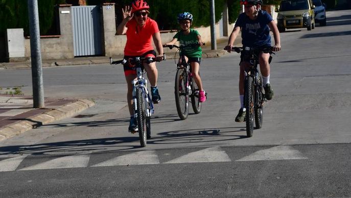 Linyola i Vilanova promocionen rutes per als veïns