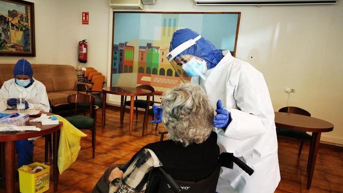 Els CAP faran proves a partir de dilluns als pacients amb símptomes