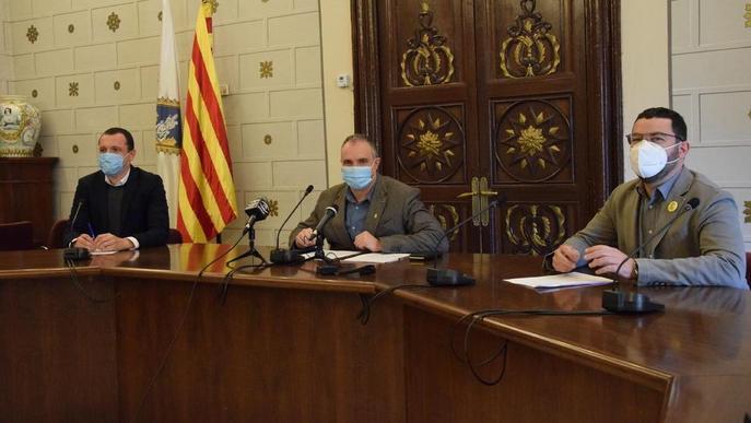 Pla de xoc d'un milió d'euros per a famílies i empreses de la Seu d'Urgell