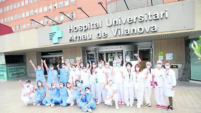 La infermeria reivindica el seu lideratge en polítiques de salut