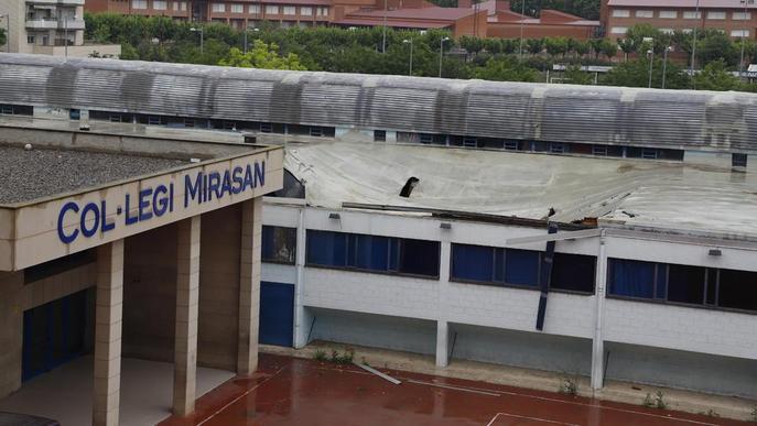 Teulada col·legi Mirasan