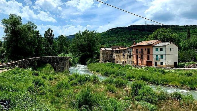 Vilaller renova la ribera de la Ribagorçana per al turisme
