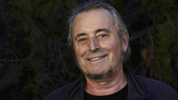 Pere Rovira, guanyador del I Premi Caselles al llibre de l'any 2019