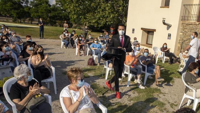⏯️ L'art escènic es desperta a Castellserà