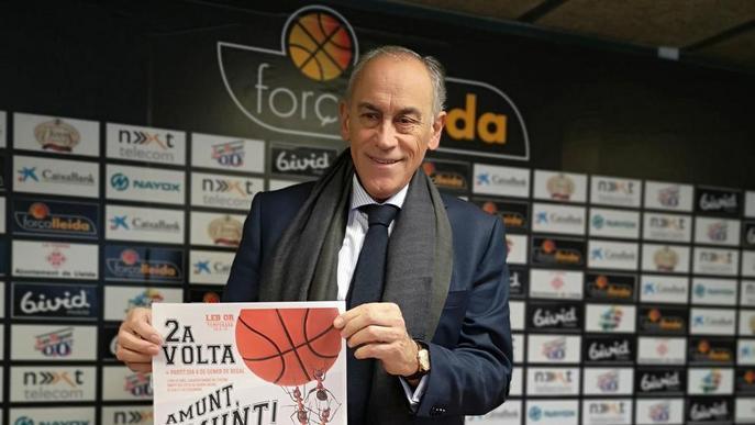 Félix González president Força Lleida