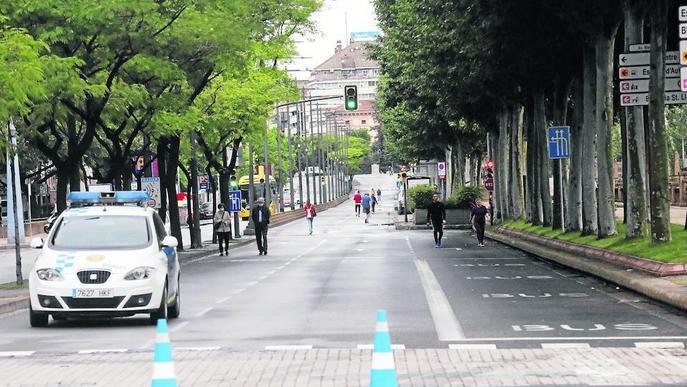 Els segrianencs es podran moure dins la comarca i els transports públics funcionaran