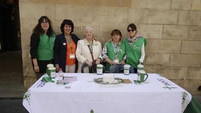 L'AECC de Lleida va atendre l'any passat 1.600 persones