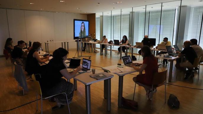 Experts insten a canviar la imatge de Lleida i infraestructures comercials