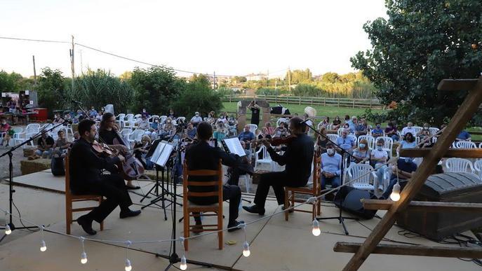 Les activitats d'estiu de Lleida arranquen a la Seu Vella i l'Horta