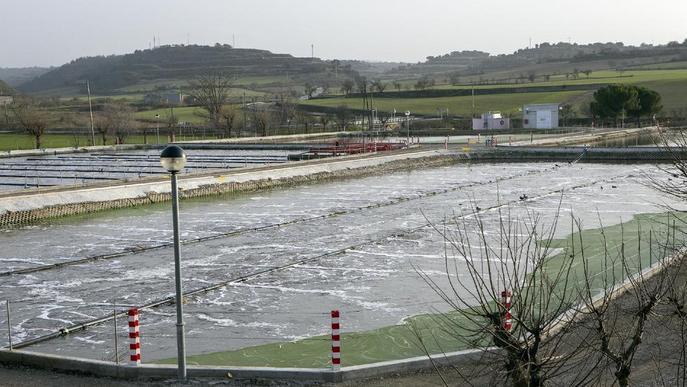 Més de 100 municipis aboquen les aigües residuals al riu al no tenir depuradora