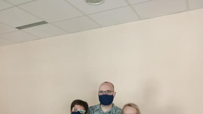 Primera boda des de la pandèmia de Covid-19 a la Granja