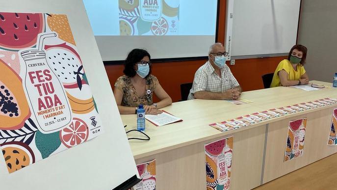 Cervera presenta la Festiuada, 43 activitats de lleure durant l'estiu