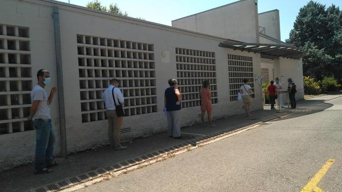 Els centres d'atenció primària de Lleida compten amb 43 rastrejadors