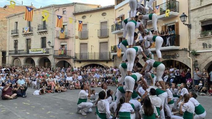Les Borges vol escorcollar amb una app el públic de la festa major