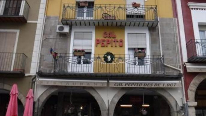 Tanca l'històric restaurant Cal Pepito de Balaguer