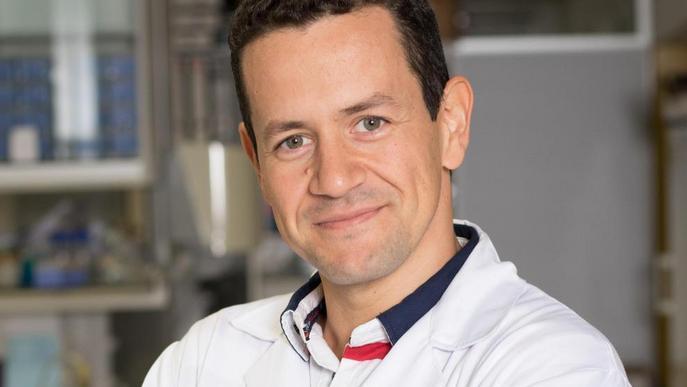 doctors Ferran Barbé i Manuel Sánchez,