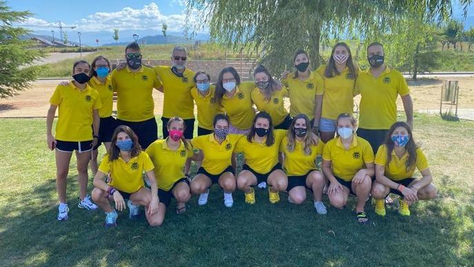 El Vila-sana s'acomiada de Bellver de Cerdanya