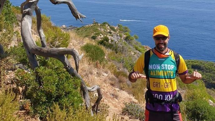 Un lleidatà correrà 600 km per recollir aliments