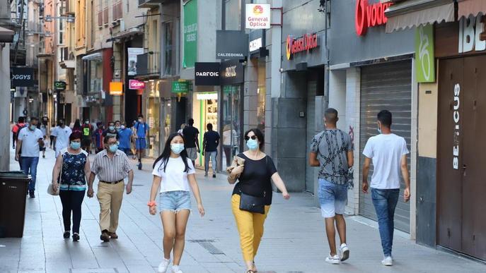 Demanen que portin mascareta també les persones amb patologies respiratòries