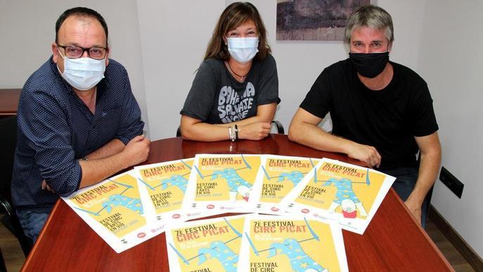 Alpicat celebrarà Circ Picat del 10 al 13 de setembre amb 11 companyies catalanes