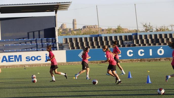 L'AEM disputarà el seu primer amistós contra l'Espanyol