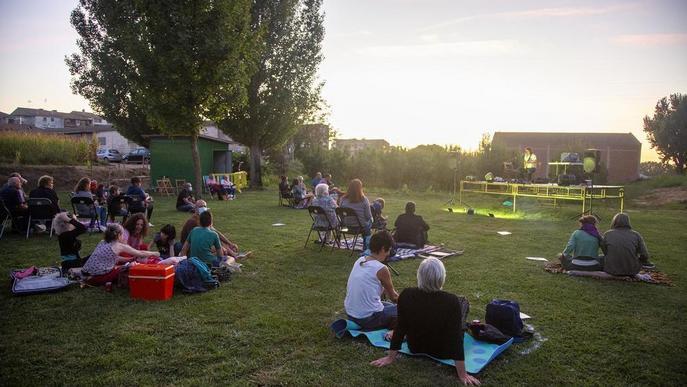 Èxit de públic al festival a2m de Tornabous