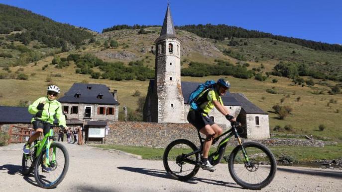 La Diada també dóna aire a l'hostaleria del Pirineu