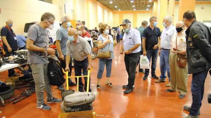 Mollerussa recupera les fires amb la XXV Expoclàssic