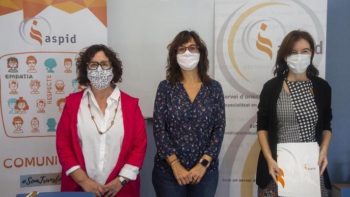 Un total de quaranta-cinc persones van trobar feina el 2019 a l'Urgell gràcies a Aspid