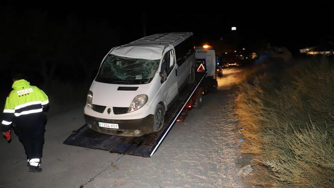 Llibertat amb càrrecs pel conductor de l'accident mortal en un polígon industrial a Lleida