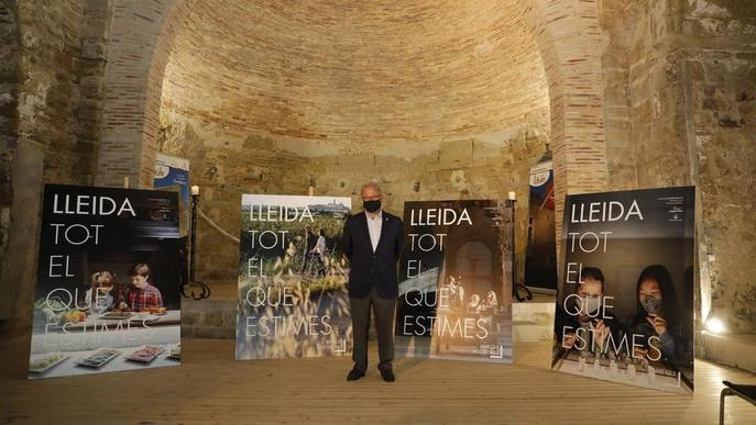Campanya per 'vendre' Lleida al mercat del turisme de proximitat