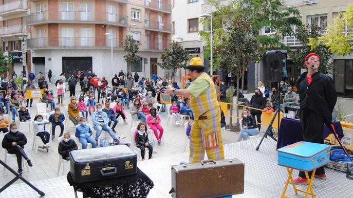 Activitats i concerts al centre de Mollerussa per dinamitzar el comerç