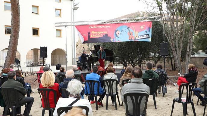 Un Musiquem Lleida! molt afinat