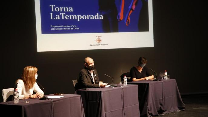 Torna LaTemporada, amb 36 propostes a la Llotja, l'Auditori i l'Escorxador