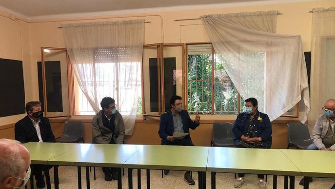 El Govern eliminarà els dos passos a nivell de la partida de Grenyana
