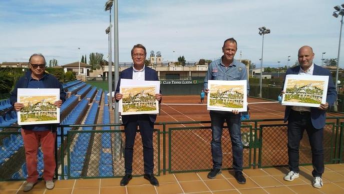 El centenari del CT Lleida reuneix tots els clubs