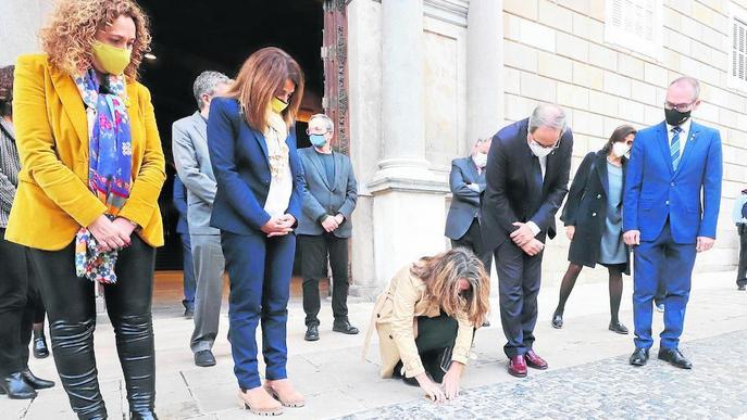 """⏯️ """"La figura del president Companys ens guia per treballar per Catalunya i per la vida"""""""