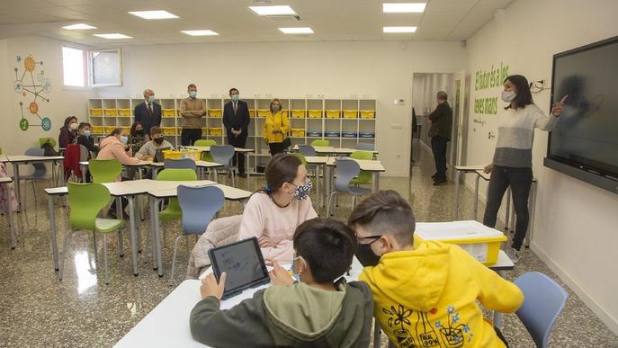 Nou espai educatiu tecnològic a Guissona