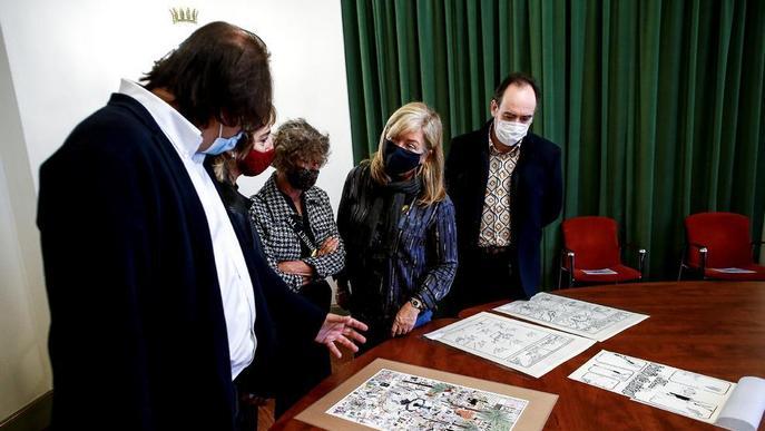 La Generalitat dobla la inversió en art