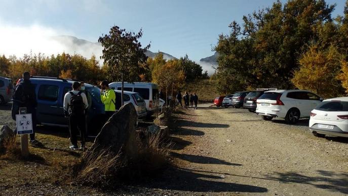 Lleida i Osca projecten limitar l'aforament a Mont-rebei