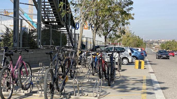 Guissona projecta cinc quilòmetres de carril bici per anar a treballar a BonÀrea