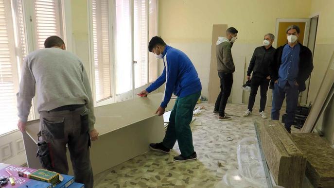 L'EMU cedeix tres pisos per persones amb dificultat per accedir a l'habitatge